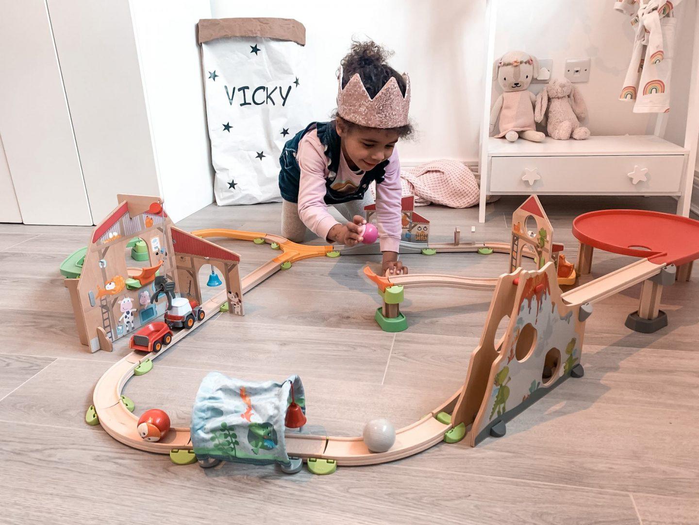 Haba Kullerbü play system